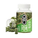 CBDFx CBD Gummies with Turmeric & Spirulina 300mg