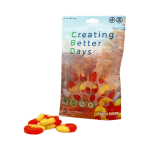 Creating Better Days Nano-CBD Gummies Peach Rings