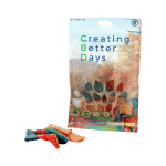 Creating Better Days Nano-CBD Gummies Rainbow Belts