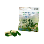 Creating Better Days Nano-CBD Gummies Sour Apple Rings