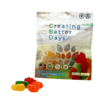 Creating Better Days Nano-CBD Sour Gummy Bears