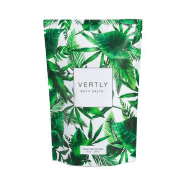 Vertly Hemp CBD Infused Bath Salts