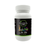 750mg 30ct Full Spectrum CBD Capsules