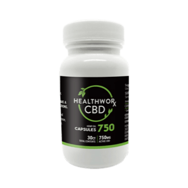 30CT CBD CAPSULES 750MG
