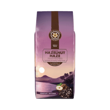 Isodiol Pot-O-Coffee Hazelnut Haze – Bag