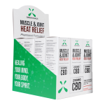 Green Roads Muscle & Joint Heat Relief Roll-On