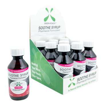 Green Roads CBD Soothe Syrup 60mg