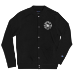 Great Hemp Embroidered Champion Bomber Jacket